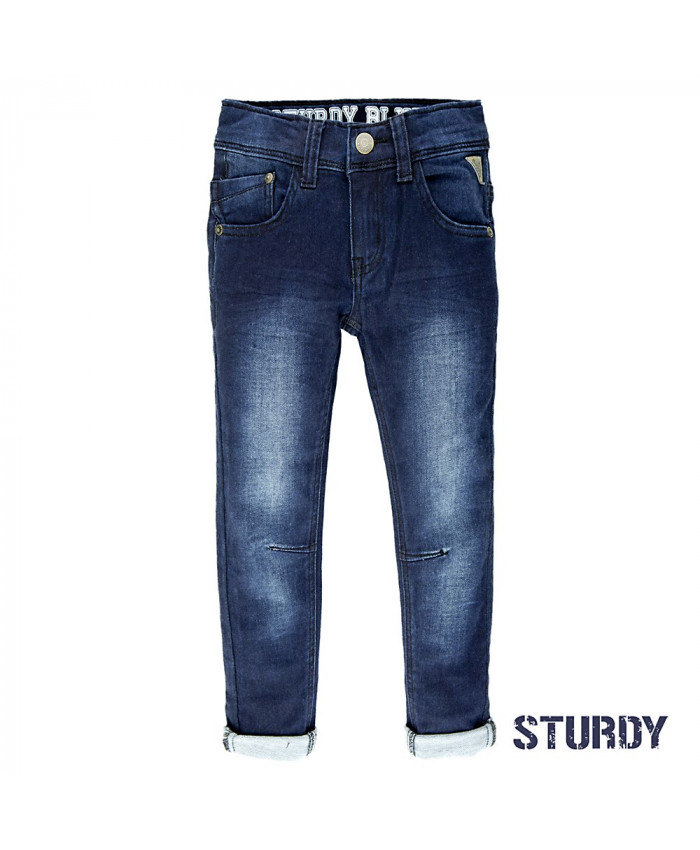 Sturdy Dark Bleu Denim Stretch jongens jeans