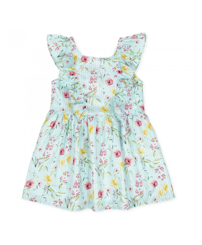 Tutto Piccolo Dress Aquamarina