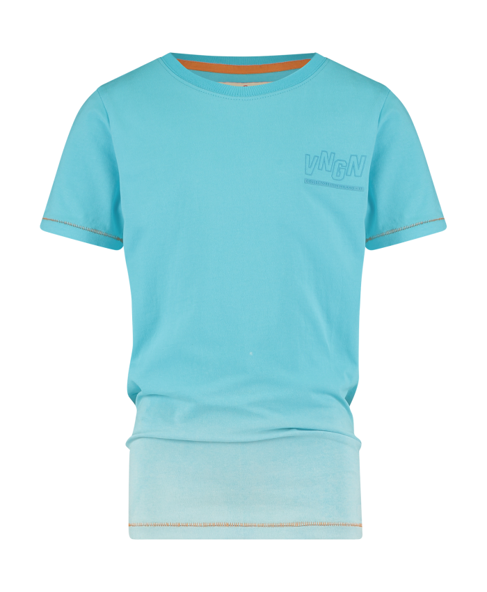 Vingino  Kids Boy's   TShirt Helon Sea Blue