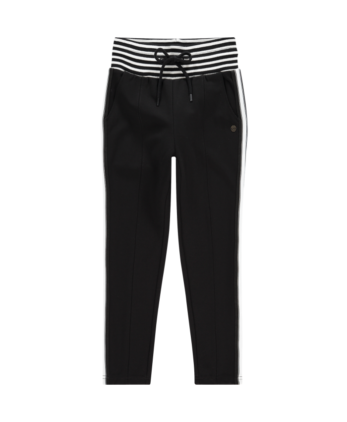 Vingino Kids  girls  pants  Sabella Deep Black