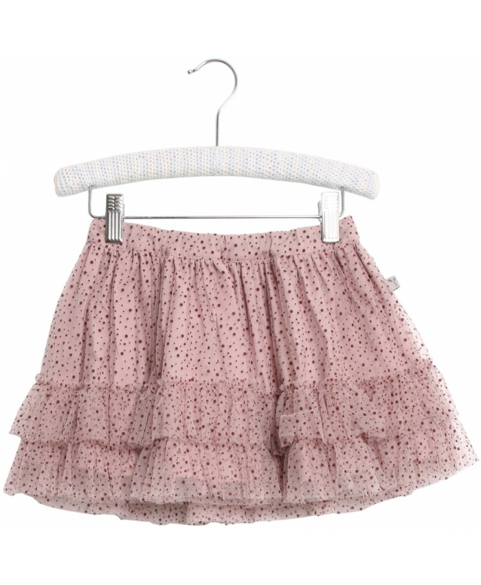 Wheat Skirt Tule Sille Rose Powder